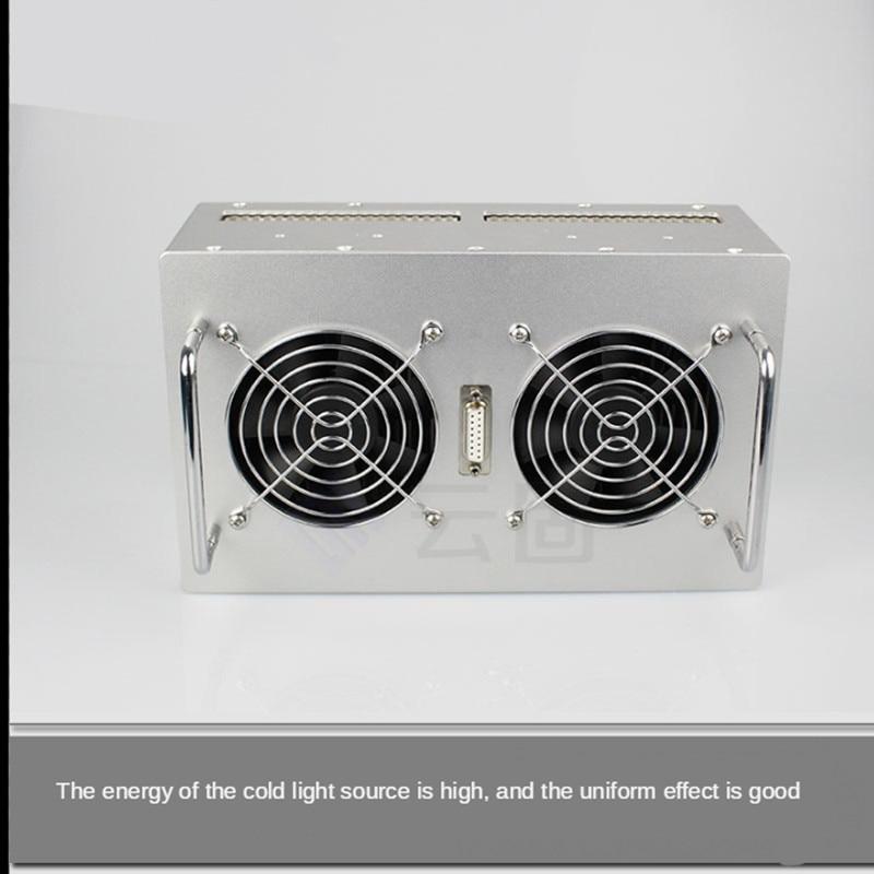 Ultraviolet UV Lamp Air-CooleduvThe Curing Device Camera Headphones UV The Film Curing Machine 395nm 365nm enlarge