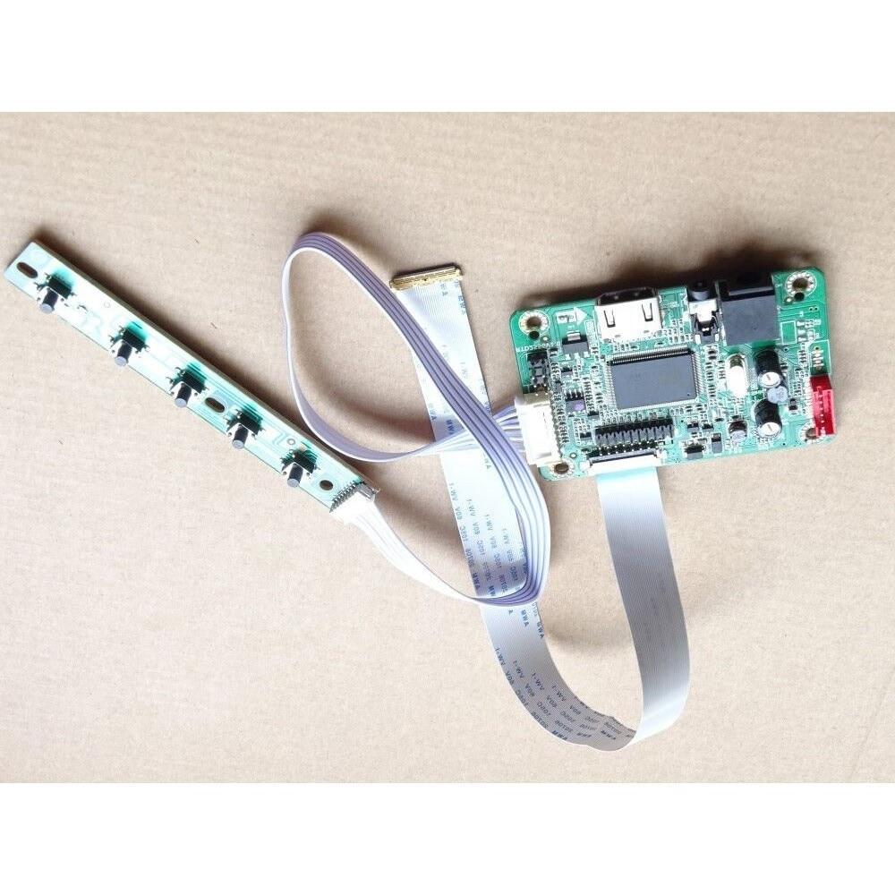 2019 HDMI-متوافق LCD LED EDP لوحة تحكم صغيرة عرض لشاشة LP140WF6-SPB1/LP140WF6-SPB2 1920X1080