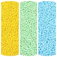 charm czech round hole mix color spacer beads glass seed beads 2 3 4mm for diy bracelet earring necklace jewelry making