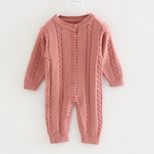 Yg Autumn Baby Knitted Harbin Clothes Winter Long Sleeve 0-1 Year Old Newborn Children's Sweater Pur