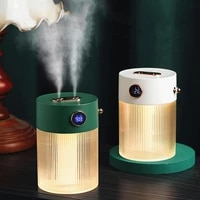 650ml wireless aroma diffuser humidifier 4000mah battery rechargeable essential oil diffuser ultrasonic air humidifier for home