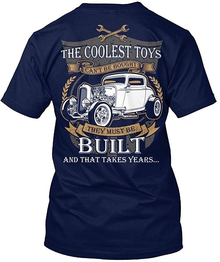 Los juguetes más frescos bult ond thot tokes yeors camisa S-4XL