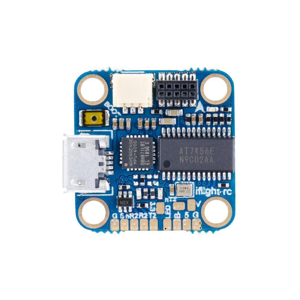 Iflight Succex Micro F4 V2.1 a 2-4s Stm32f411 controlador de vuelo con 5 v/3a Bec 16 * agujero de montaje de 16mm M3 para parte de Dron de carreras Fpv