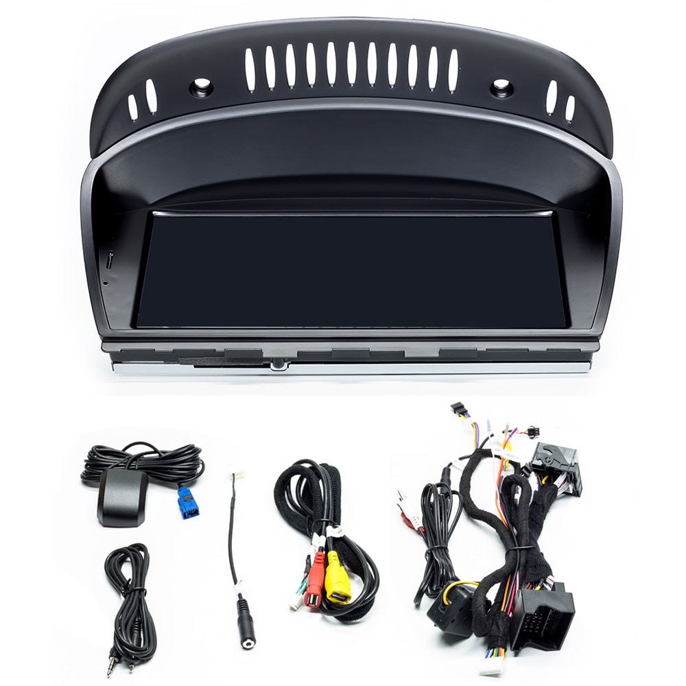 Android10 For BMW Series 5/3 E60 E61 E62 E63 E90 E91 CIC CCC Car 4Core 2GB 32GB Multimedia Player GPS Navigation Head Unit