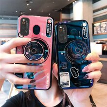 For VIVO Y30 Y50 Z3i Z5i Y11 Y12 Y15 Y17 Y19 Y5S Y7S Y9S Iqoo Neo 3 S1 V17 V19 India Case Camera Soft Back Cover With Holder