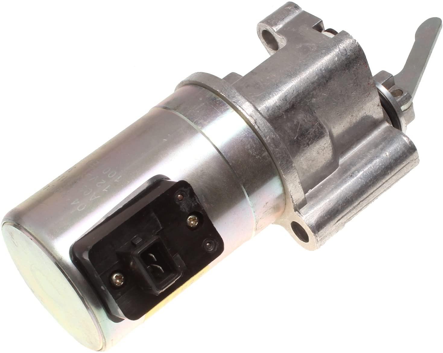 Dispositivo de apagado de combustible Holdwell, solenoide de apagado 02113792 12V para motor Deutz 2012