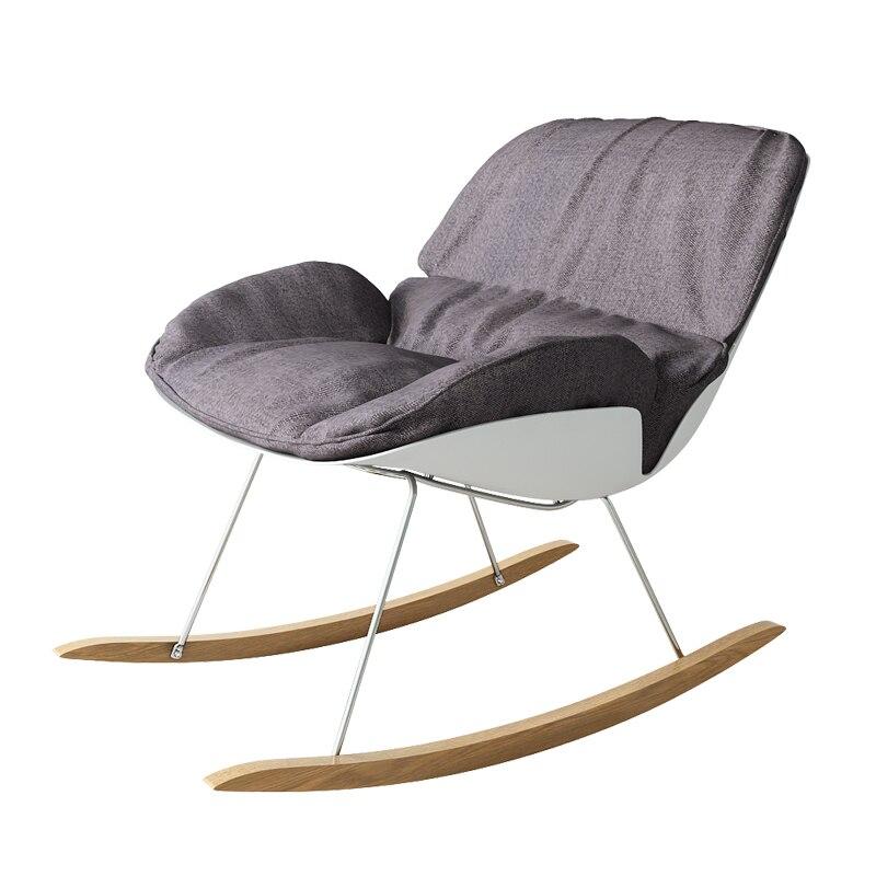 Mesa de madera sólida de estilo nórdico, mobiliario moderno minimalista, mesa redonda para sala de estar