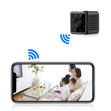 HD Wifi IP Cam Professional Mini Compact 1080P Camera DVR Video Activated Voice Recorder Sport DV Ca