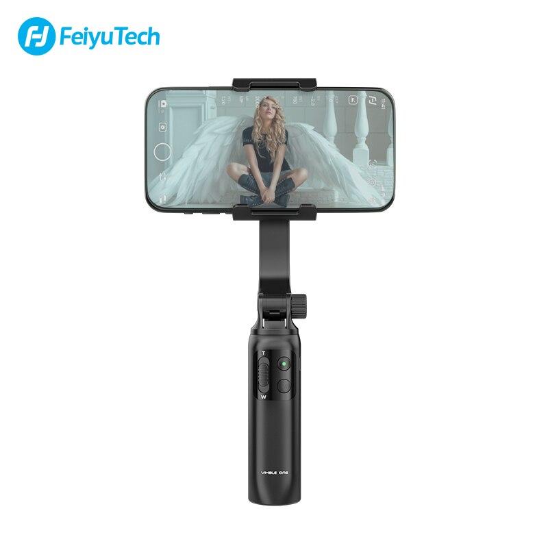 FeiyuTech Feiyu Tech Vimble un solo eje con 18cm estabilizador plegable del cardán del teléfono inteligente para los teléfonos Iphone xiaomi