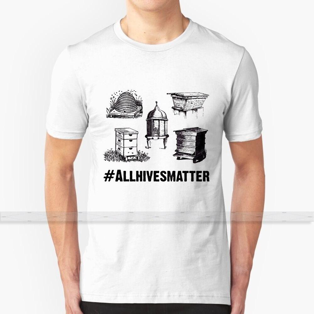 Apicultor T-Camisa Todas As Colmeias Importa T Shirt Design Personalizado Algodão Para Homens Mulheres T - Shirt Tops de Verão