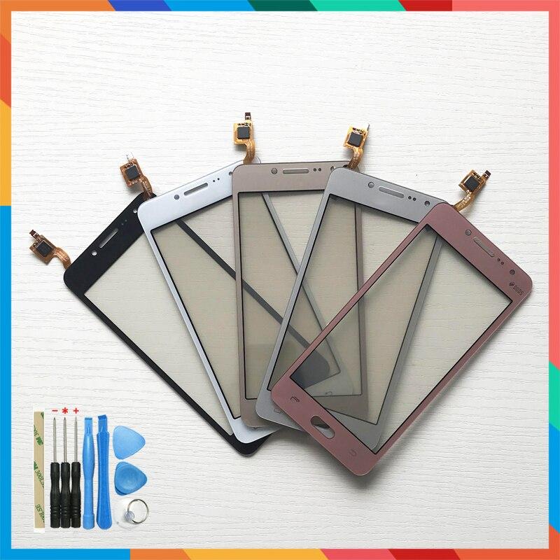 "AAA + alta calidad 5,0 ""para Samsung Galaxy J2 Prime Duos SM-G532 G532 pantalla táctil digitalizador cristal frontal lente Sensor Panel"