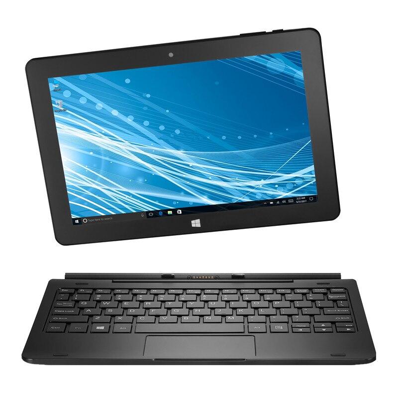 10.1 inch 32-bit OS W8100 Windows 10 Tablet PC with Pin Docking Keyboard Z8350 2GB+32GB 1280x800 IPS WIFI HDMI-compatible GPS