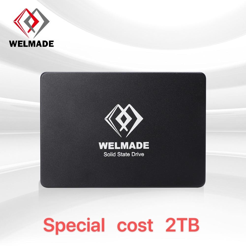 HDD SSD 2 تيرا بايت 500 جيجابايت 1 تيرا بايت محركات أقراص الحالة الصلبة الداخلية 2.5 بوصة sata 3 قرص صلب 1 تيرا بايت 2 تيرا بايت hd للكمبيوتر المحمول بتكلف...