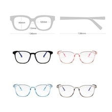 Transparent Glasses Frames Men Women Fake Glasses Vintage Optical Eyeglasses Frames Ladies Retro Ant