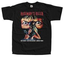 Rosemary's Killer (The Prowler) J.Zito 1981, T-Shirt (BLACK) ALL SIZES S-5XL
