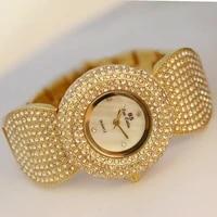 full diamond watch ladies 2021 luxury elegant dress ladies watch stainless steel ladies clock feminization