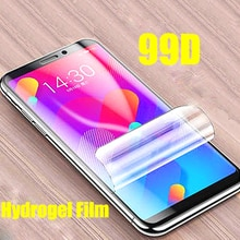 9H Protective On The For Meizu C9 Pro M8 Lite M8C X8 M8 Note 8 9 V8 Pro 7 Plus Hydrogel Film Screen