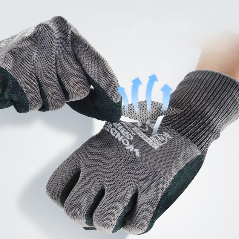 Guantes de jardín, guantes de caucho de nitrilo para jardinería, - Herramientas de jardín - foto 3