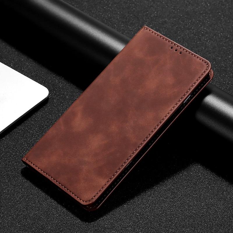 Simple Flip Case For Xiaomi Redmi redmi 3 4 4A 4X 5 6 PRO 6A 7a 8 8A S2 S1 Lite For Redmi Go K20 Leather Magnet Soft Phone Case