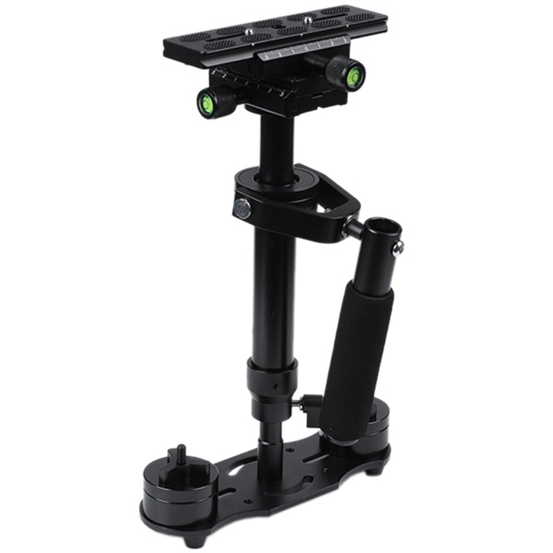 Top Deals S40+ 0.4M 40Cm Aluminum Alloy Handheld Steadycam Stabilizer for Steadicam for Canon Nikon Aee Dslr Video Camera