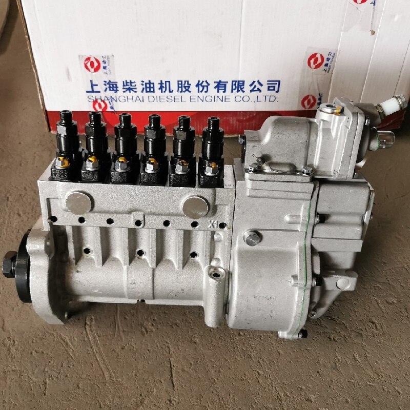 BH6P110 CP10Z-P10Z002 + D 5676C ارتفاع ضغط شنغهاي الديزل مضخة حقن الوقود ، يوشاي مضخة حقن الوقود
