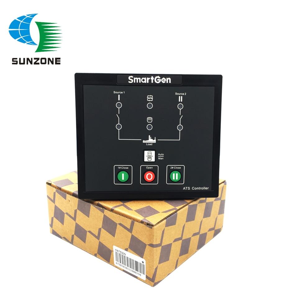 HAT530N Smartgen Automatic Transfer Switch Controller Generator Power Supply Control Board