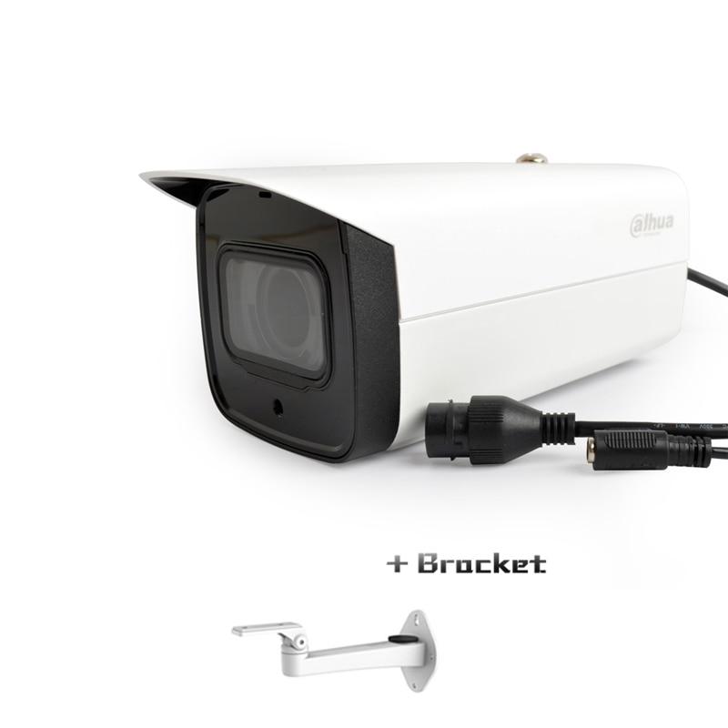 Dahua POE 4MP IP Camera IPC-HFW4433F-ZSA micro SD Max128GB varifocal lens 2.7mm ~13.5mm built in MIC IR80m cctv camera H.265