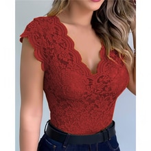 Sexy Lace Cami Bralette Crochet Vest Casual Solid Color Women Crop Top Trend Women Lace Hollow Out Crop Top For Ladies