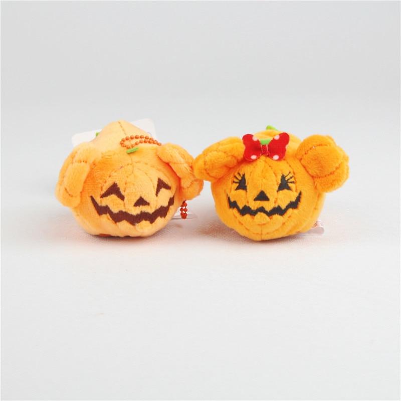 Joylong Bt21 llavero suave Cinnamoroll felpa Halloween calabaza Vipkid Kawaii juguetes de peluche para niños Keroppi Sumikko Gurashi
