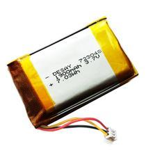 723048-2S 3.7V 1900 mAh Lithium polymère batterie avec prise pour animal de compagnie GPS chasse chien GPS DVR MP3 MP4 723048