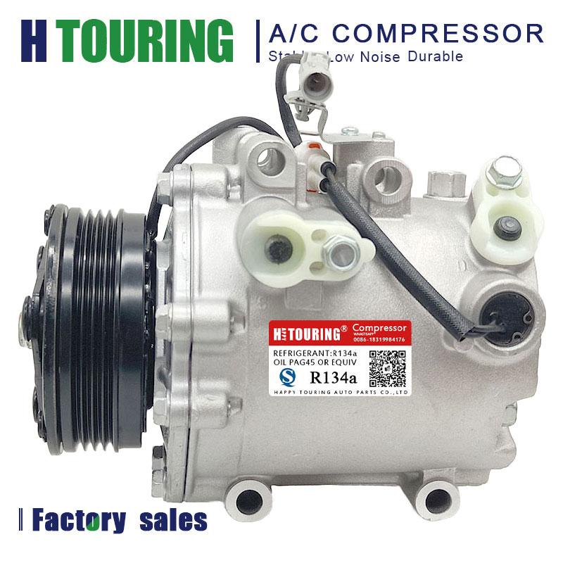 Auto ac aire para compresor de aire acondicionado kompressor para coche Suzuki Swift III/SX4 2005-MSC60CAS AKC200A083A 9520062JA0 AKC201A083A