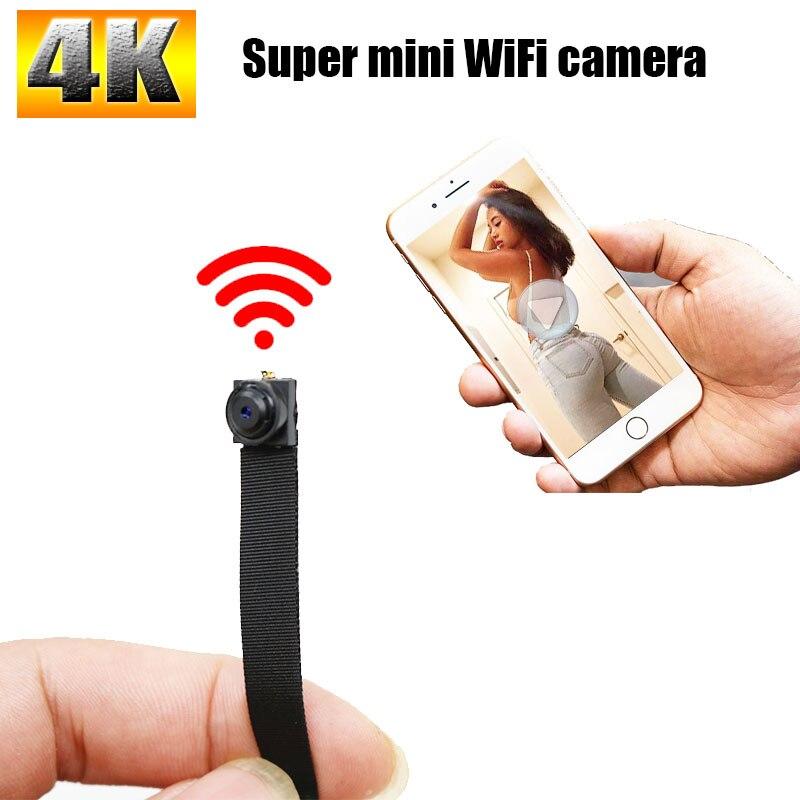 JOZUZE HD DIY Portable WiFi IP Mini Camera Night vision Remote View P2P Wireless Micro webcam Camcorder Video Recorder LookCam