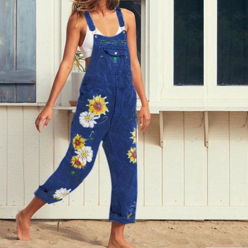Denim Maternity Clothes 2020 Pregnant Women Overalls Jumpsuits Strap Jeans Pant Trousers Pregnancy Rompers Clothing Plus Size enlarge