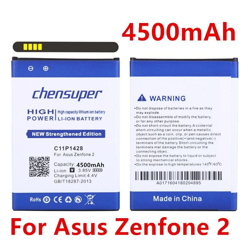Nueva batería 3000 mAh C11P1428 para Asus Zenfone 2 Zenfone2 láser ZE500KL ZE500KG