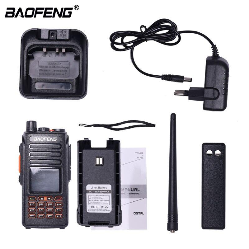 2020 Baofeng DM-S8PLUS Walkie Talkie Dual Time Slot DMR Digital/Analog DMR Repeater Upgrade Radio enlarge