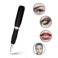 biomaser permanent makeup machine 35000 rpm powerful tattoo pen rotary gun tattoo machine for eyebrow lip black tattoo supplies
