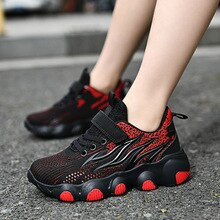 Spring Autumn Children Sneakers for Boys Girls Teenagers School Kids Running Shoes Casual Sports Sne