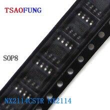 5Pieces NX2114CSTR NX2114 SOP8 Integrated Circuits Electronic Components