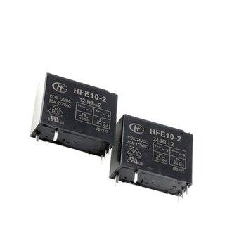 25Pcs HFE10-2-12 24-HT-L2 12V 24V 50A Relay DIP5