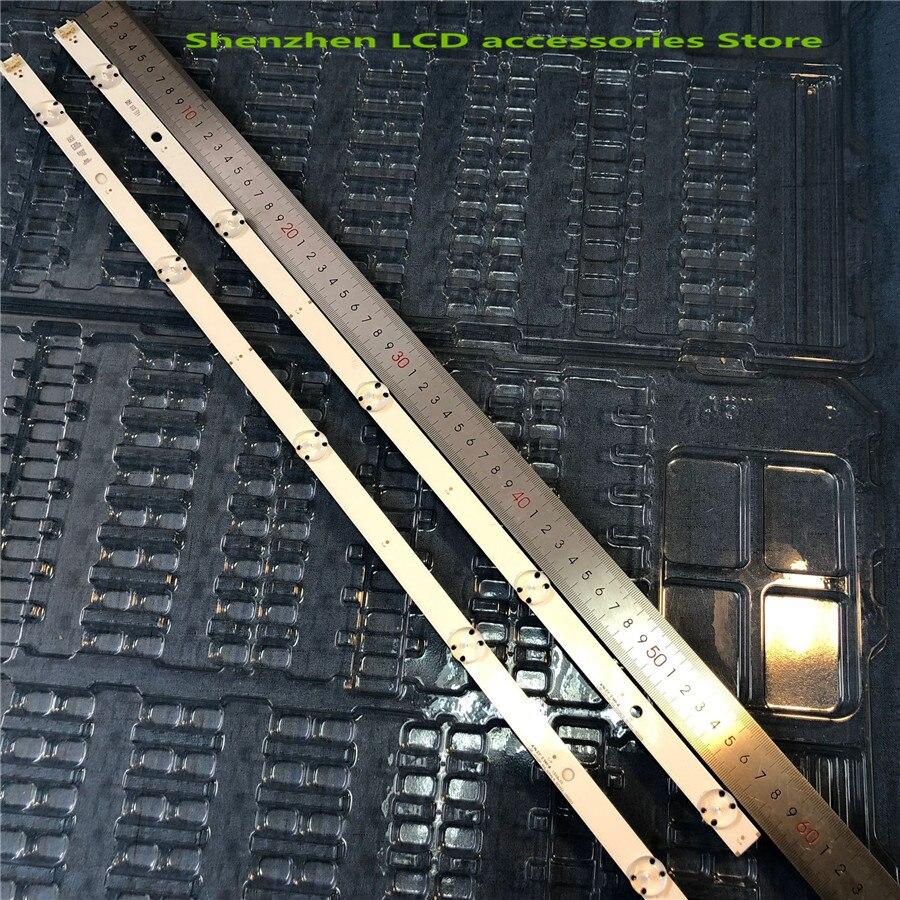 """10 teile/los 5 lampe für LG 32 """"TV Innotek direkt 15.5Y 32 Zoll 32LF510B 32LH590U SVL320AL5 DH_LF51 32LH51_HD SSC_32inch_HD 100% NEUE"""