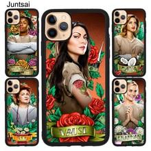 Orange Is the New Black Alex TPU Case For iPhone 11 Pro Max X XS Max XR 5S SE 2020 6S 7 8 Plus Cover Fundas