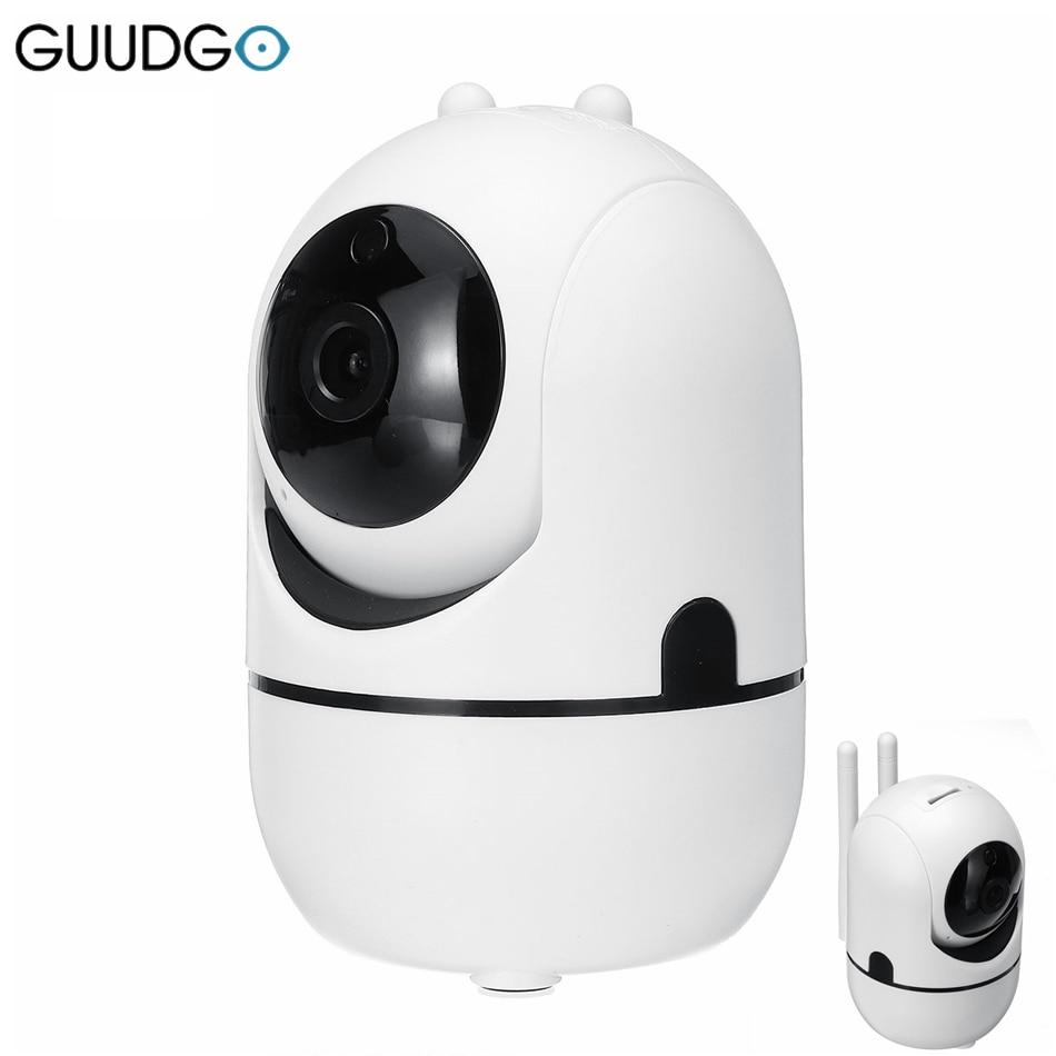 Newwest guudgo hd 1080 p 2mp antena dupla two-way áudio segurança ip câmera de detecção de movimento de visão noturna câmera de segurança