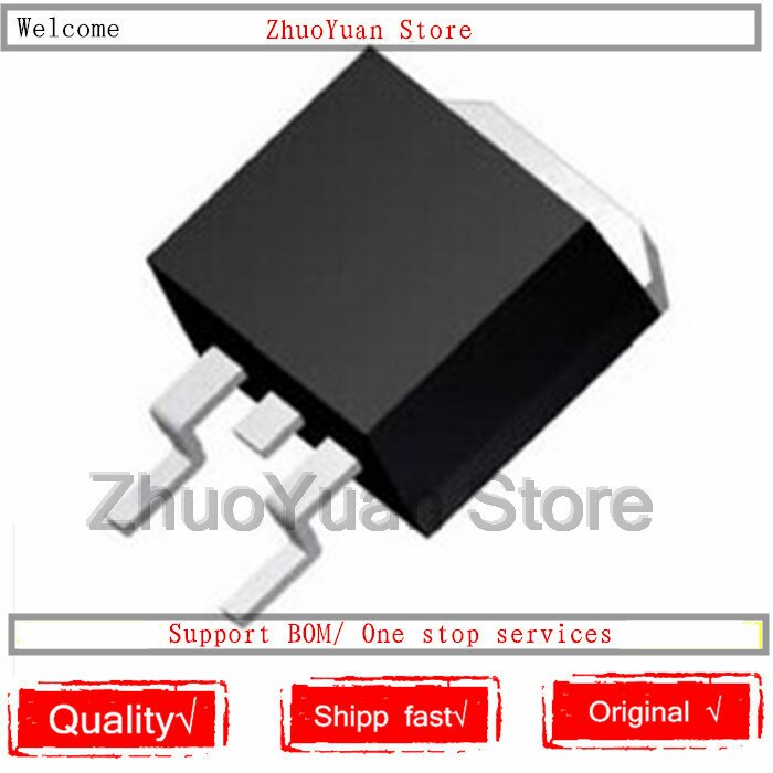 10 pçs/lote STB12NM50T4 STB12NM50 B12NM50 TO263 chip IC