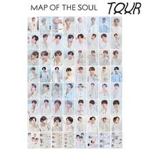 KPOP 8 pièces/ensemble carte de lâme Tour LOMO carte photocarte JUNG KOOK JIMIN JIN SUGA J-HOPE JH543