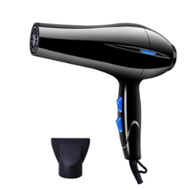 forte potencia secador de cabelo profissional cabeleireiro barbeiro ferramentas secador