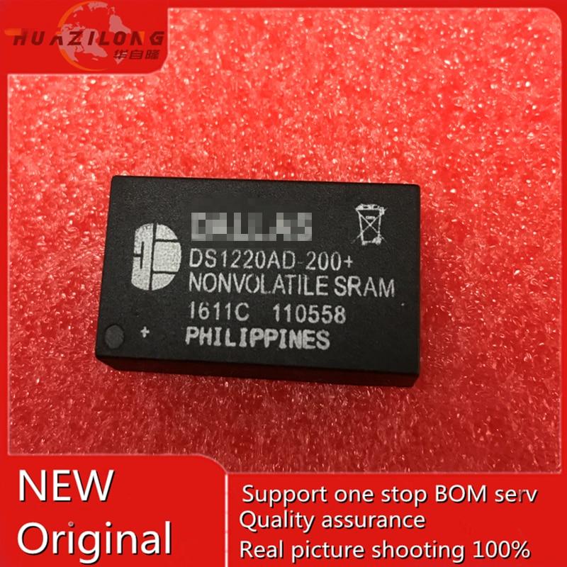 Gratis Verzending 5 Stks/partij DS1220AD-200 + DS1220AD Dip-24 64K Nerwc Nieuwe Originele In Voorraad Ic