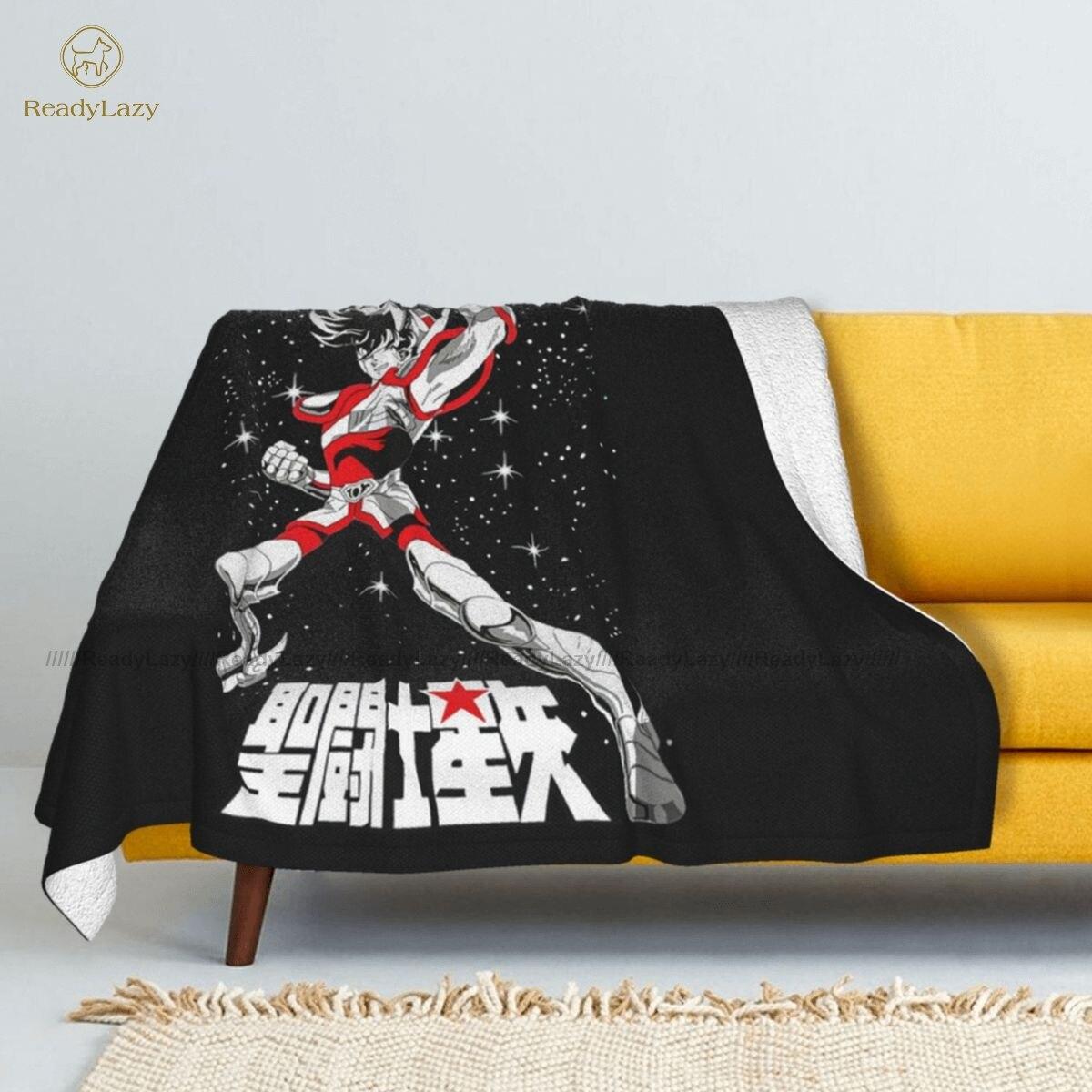 Seiya بطانية أريكة, بطانية ناعمة ملونة رخيصة مفرش سرير من الصوف شيربا