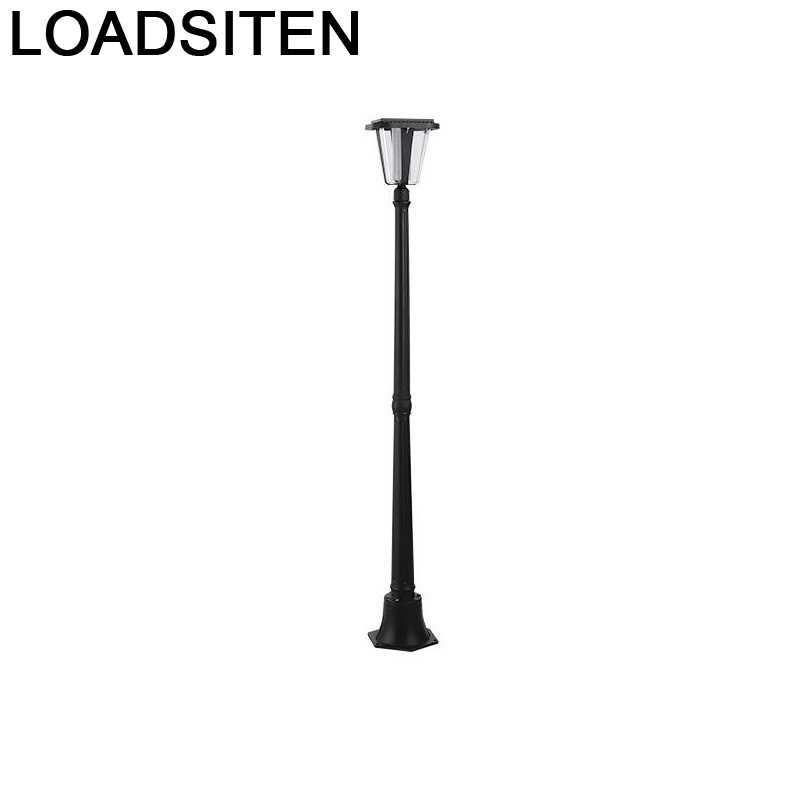 y Lampe Exterieur Lighting Outdoor Lampa Ogrodowa Tuin Verlichting Para Luce De Lamp LED Decoracion Jardin Exterior Garden Light