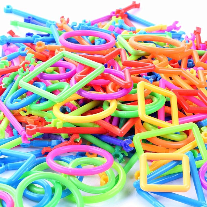 Juguetes para niños 550/310 Smart Stick DIY inteligencia educación temprana juguete varita mágica rompecabezas 3d juguetes de aprendizaje para niños regalos