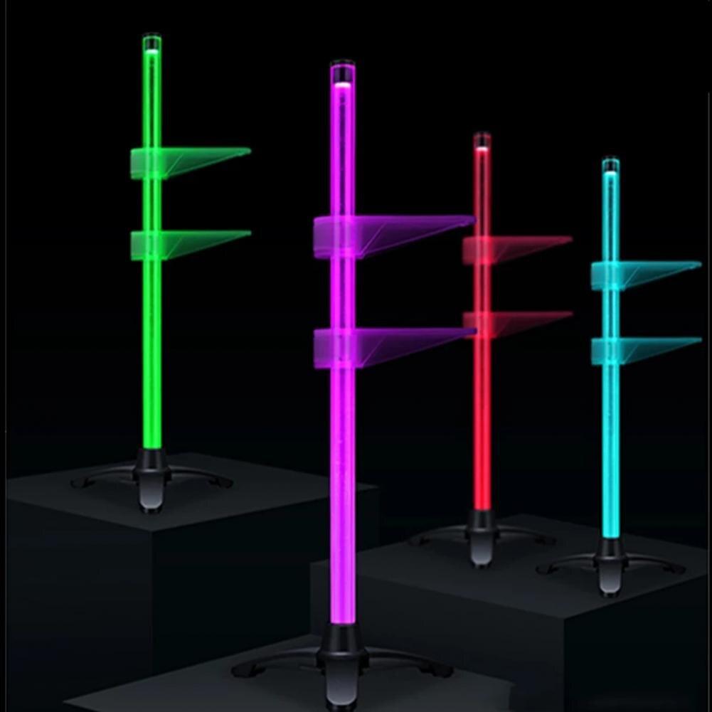 5/12V RGB Light Luminous Graphics Card Storage Holder Bracket Cooler Support enlarge